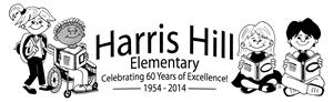 Harris Hill's 60th Anniversary Logo