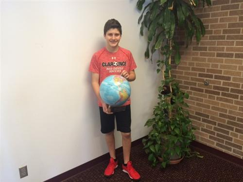 CMS Geography Bee