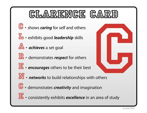 Clarence Card