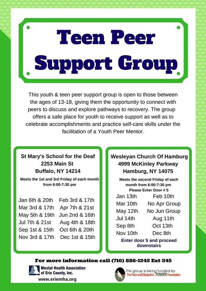Peer Support Group