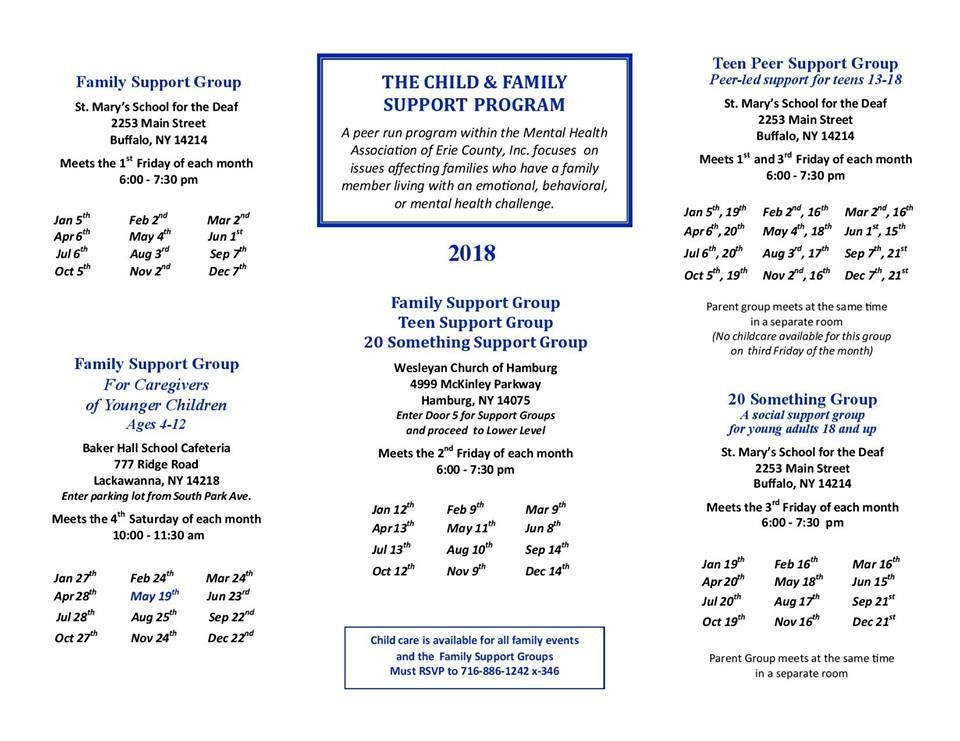 Child and Family Support Program